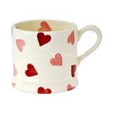 Emma Bridgewater Pink Hearts Small Mug