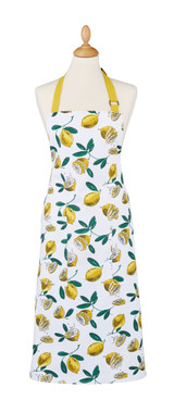 Lemons Cotton Apron from Ulster Weavers.