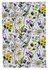 Wildflowers 100% Cotton tea towel by Ulster Weavers.