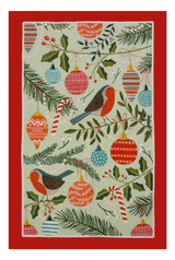 Between the Branches 100% Cotton tea towel by Ulster Weavers.