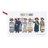 Alison Gardiner  USA Suffragette cotton tea towel