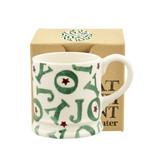 Joy Tiny Mug Decoration Boxed
