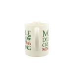 Emma Bridgewater Christmas Toast & Marmalade Double Cream Small Straight Jug