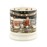 Emma Bridgewater Christmas in the Village Half Pint Mug