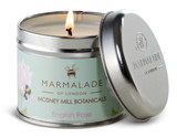 English Rose medium tin candle from Mosney Mill and Marmalade of London.