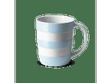 Cornishware 12 oz tapered mug - Turkish Blue