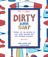 Port & Lemon handcrafted soap - Dirty Surfer