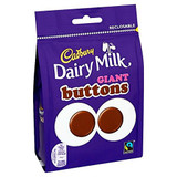 Cadbury's Chocolate Giant Buttons