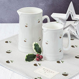 Mosney Mill Christmas Pudding China Jug