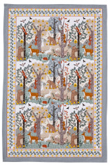 Wildwood Cotton Tea Towel from Ulster Weavers