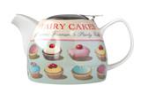 Martin Wiscombe Fairy Cake Teapot Town Bakery