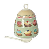 Martin Wiscombe Fairy Cake Sugar Pot  Town Bakery
