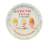 Martin Wiscombe Fresh Eggs Tin Tray