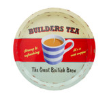 Martin Wiscombe Builders Tea Tin Tray