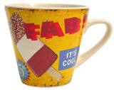 Martin Wiscombe Fab Mug Ices & Lollies