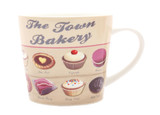 Martin Wiscombe Town Bakery mug