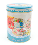 Martin Wiscombe Nice Cup of Tea Storage Tin