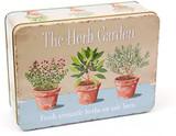 Martin Wiscombe Herb Garden Tin