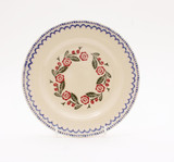 Brixton Pottery Creeping Briar handmade pottery 7 inch side plate