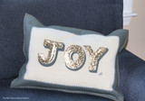 Jan Constantine Joy Sequin Pillow