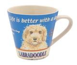 Martin Wiscombe Labradoodle Mug