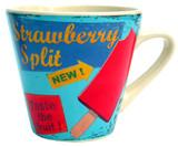 Martin Wiscombe Strawberry Split Mug Ices & Lollies