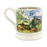 Emma Bridgewater hand made 1/2 pint mug