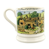 Emma Bridgewater hand made 1/2 pint mug.