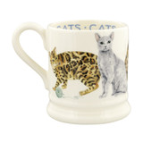 Emma Bridgewater 1/2 pint hand made mug.