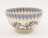 Brixton Pottery Floral Garland Medium Bowl