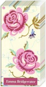 Emma Bridgewater Rose & Bee Pocket Tissues