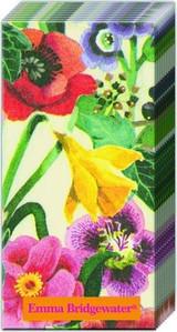 Emma Bridgewater New Flowers Pocket Tissues