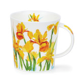 Dunoon Lomond Beau Jardin Mug - yellow