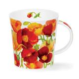 Dunoon Lomond Kelmscott Mug - Red