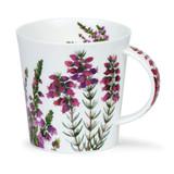 Dunoon Cairngorm Scottish Heathers Fine bone china mug