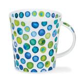 Dunoon Cairngorm Cool Spots Fine bone china mug