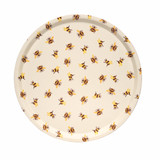 Emma Bridgewater Bumblebee Round Birch Tray Eco-Friendly!