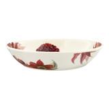 Emma Bridgewater Red & Pink Dahlias Medium Pasta Bowl