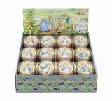 Peter Rabbit Oval Tins