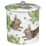 Thornback & Peel Rabbit & Cabbage Biscuit Barrel