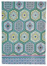 Lisbon Tiles 100% Cotton Tea Towel from Ulster Weavers