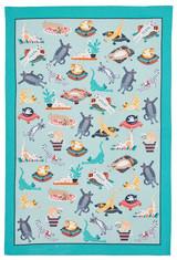 Kitty Cats Tea Towel
