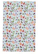 RHS Spring Floral Tea Towel