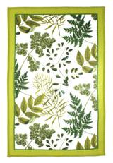 RHS Foliage Tea Towel