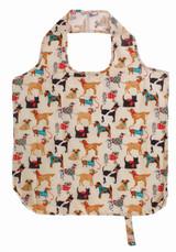 Hound Dog Packable Bag