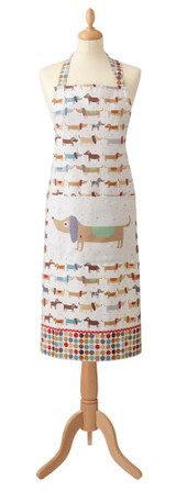 Hot Dog 100% Cotton Apron from Ulster Weavers