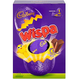 Cadbury Wispa Large Easter Egg