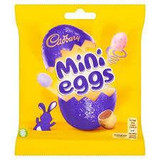 Cadbury Mini Eggs Bag