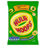 Hula Hoops Cheese & Onion Flavor