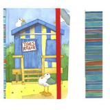 Seaside A6 Hardback Notebook